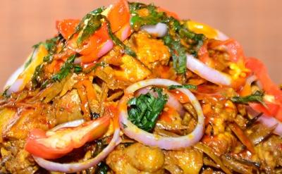 Igbo Chicken-Nkwobi