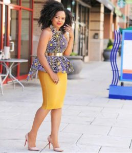 Ankara Look book 2