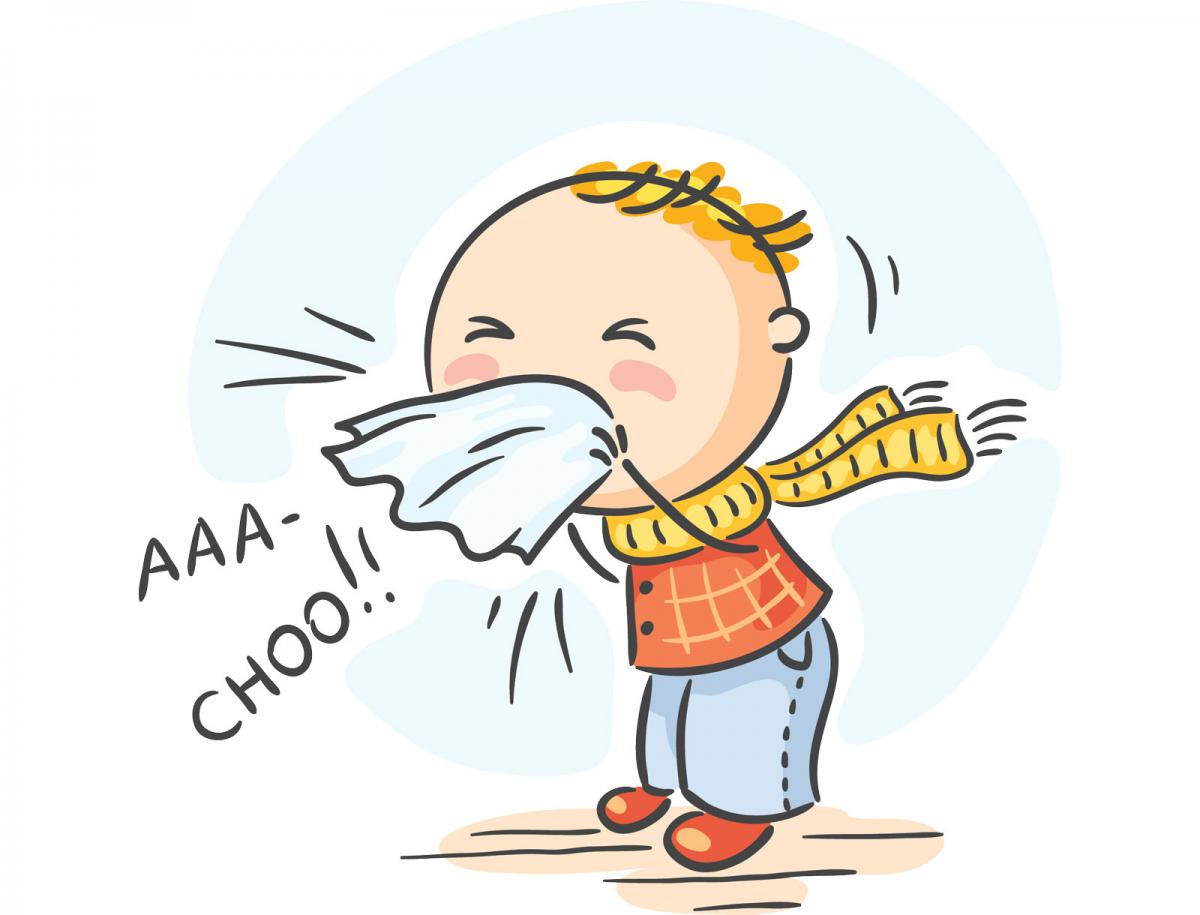 How I avoided coming down with flu