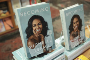 Becoming- a memoir that came in Handy