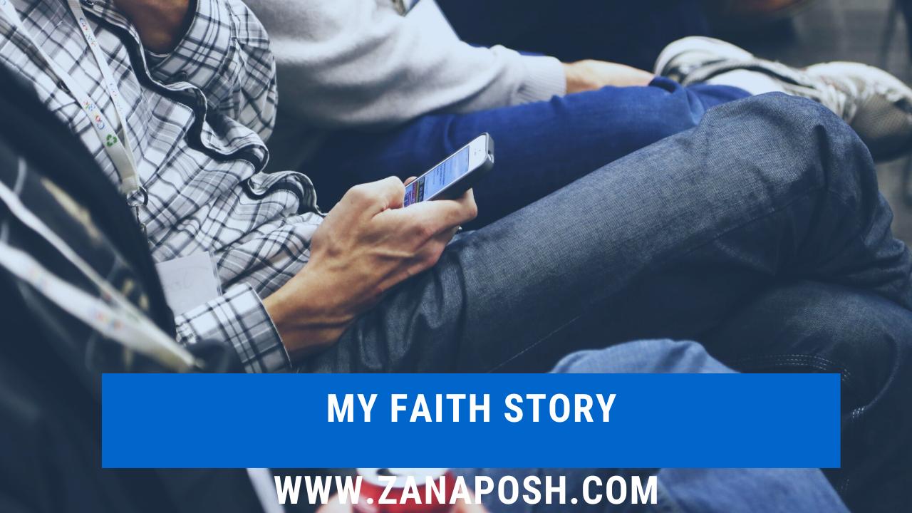 Personal Faith Story