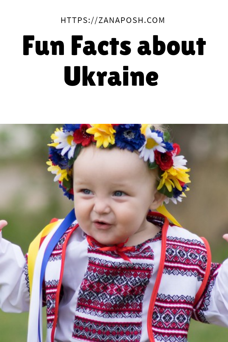 Fun Facts about Ukraine
