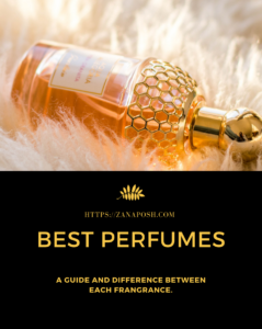 Best Perfume : A guide and Difference
